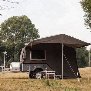 High quality D2 off-road camper trailer for sale