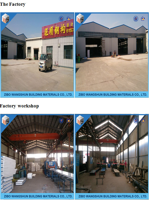 Factory Price Metal Exterior Wall Cladding For Garage