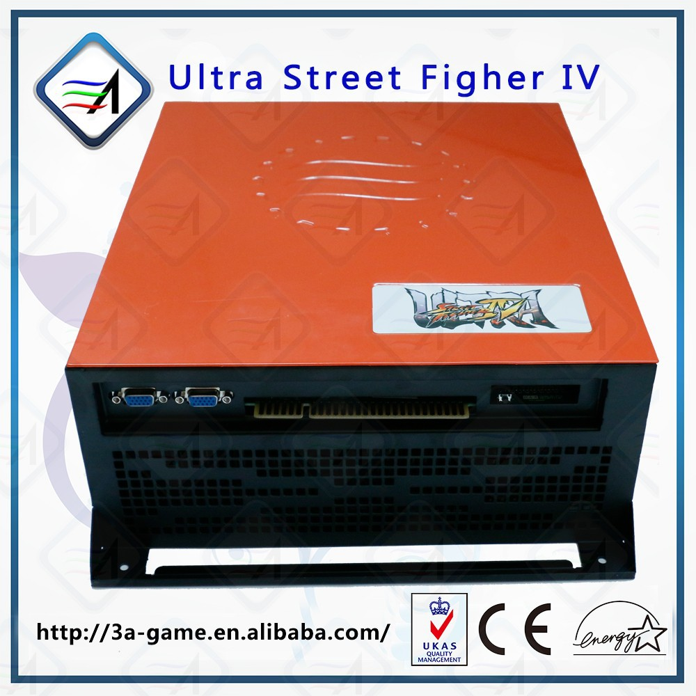 Simulator arcade frame fighting video games machine motherboard Ultra Street Fighter IV