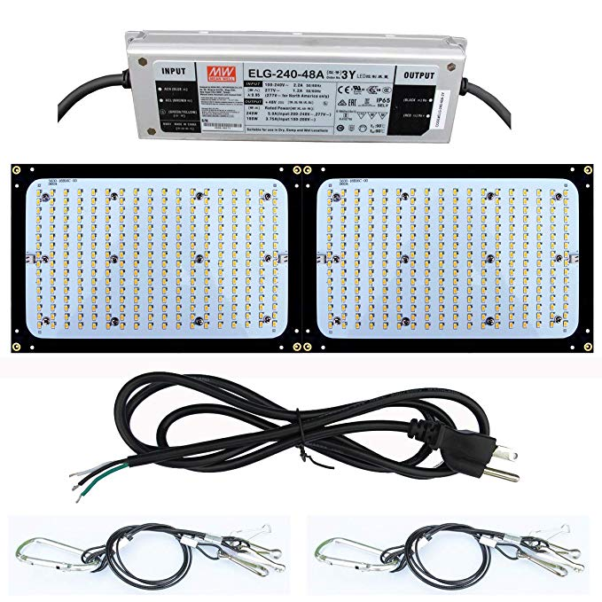 2020 latest qb288 <strong>V2</strong> Samsung lm301B full spectrum Led Grow Light for Indoor garden