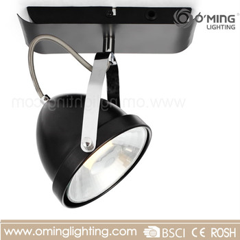 Attractive design industrial ceiling black move head led focus light track l&  sc 1 st  Alibaba & Attractive Design Industrial Ceiling Black Move Head Led Focus Light ...