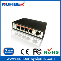 2016 Hot sales! power supply POE switch 5 ports 10/100Mbps Ethernet switch