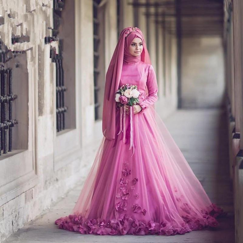 Catálogo de fabricantes de Vestido De Novia Musulmana de alta ...