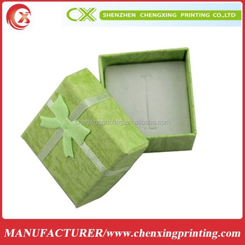Customized Gift Card Puzzle Box Packaging Cosmetic Eletronic Package