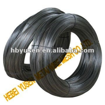 Yuse black iron wire(8#to36#)