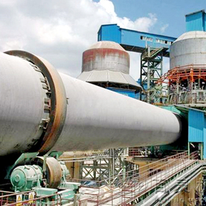 Rotary kilns with burner for magnesium ore zinc cement production line Price
