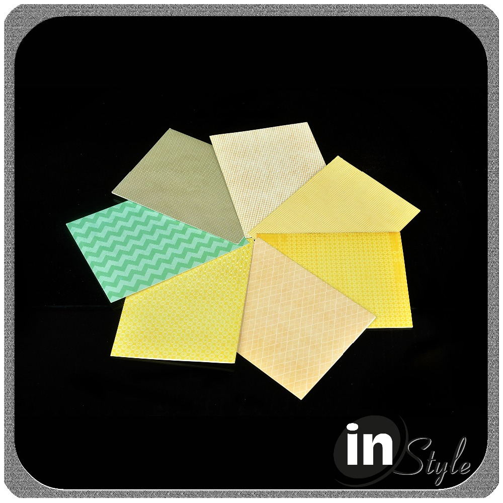 custom design colorful paper cards for scrapbooking and craft