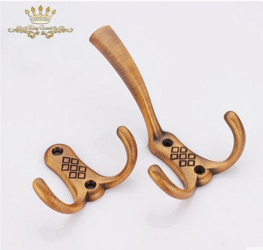 High quality zinc alloy cloth hooker furniture hardware clothes hanger