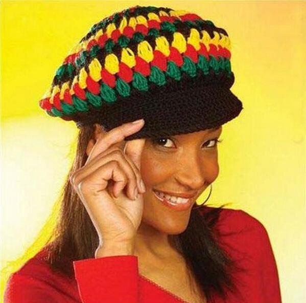 Chinese Rastafarian Bob Marley Bean...