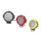 YC030 Super Bright 63w 6800lm Round Shape Spot Beam Car LED Work Light