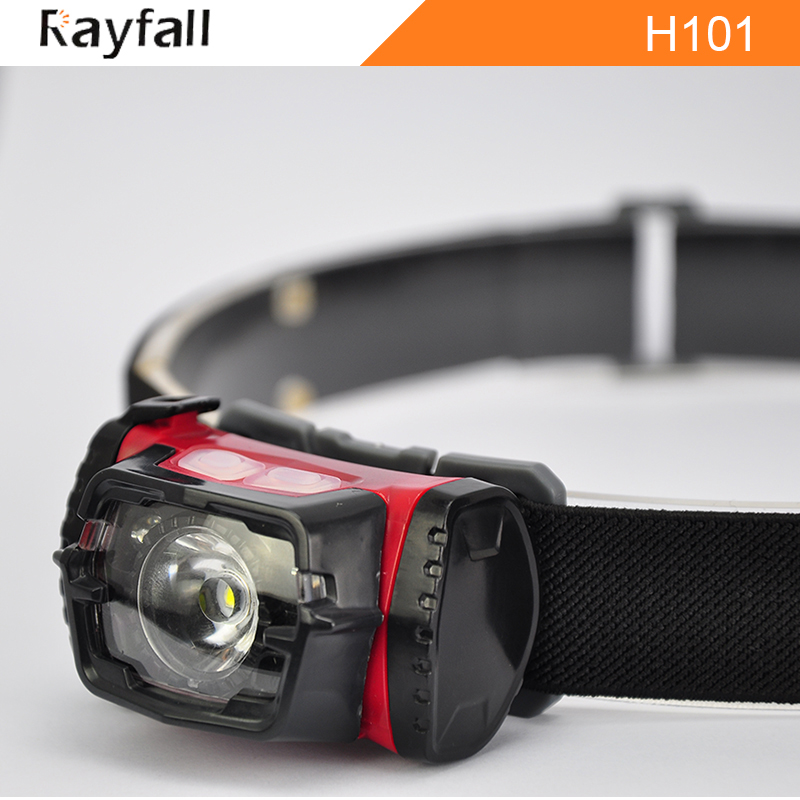 New Developed USB rechargeable headlamp led headlight torch
