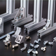 t-slot aluminum extrusion profiles framing system with accessories fasteners
