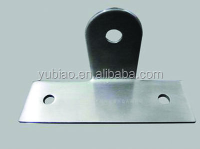 ISO9001/SGS 304 stainless steel zinc plating metal sheet stamping parts for kitchen appliance