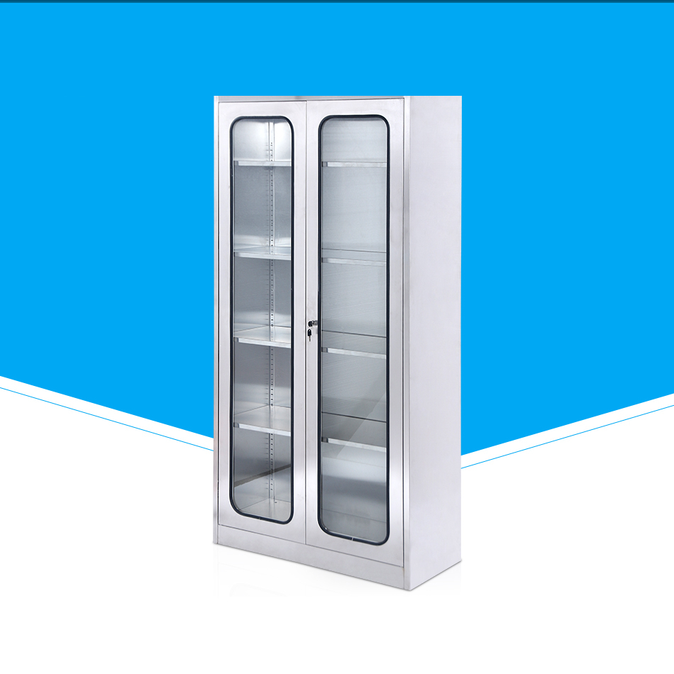 SFD-850 Stainless Steel Medical Cabinet for Hospital