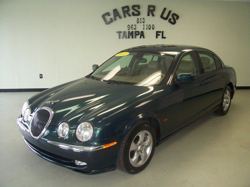 2002 Jaguar S Type