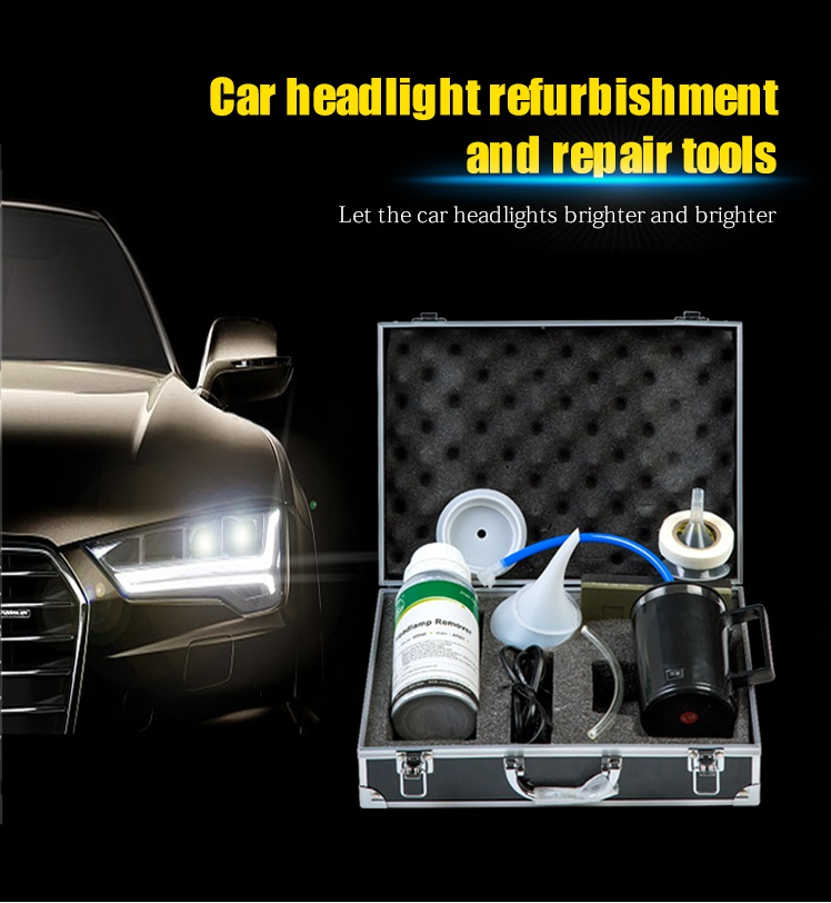 Allplace Headlamp Remover Car Headlight Cleaner Car Headlamps Restoration