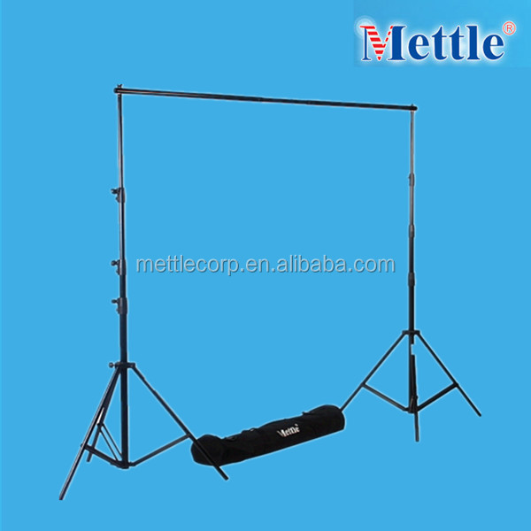 foldable background supporting stands kit for photographic equipment -E211