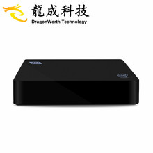 <span class=keywords><strong>TV</strong></span> WIN 10 SISTEM Mini PC Z83II Z8350 2G 32G Smart Menang <span class=keywords><strong>TV</strong></span> Box dengan Penerima Satelit kotak Hitam