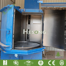 Rotary Bogie Table Shot Blasting Machines