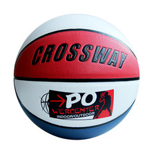 Manufactorer Wholesale Good price Custom design Colorful ball soft PU leather Basketball balls