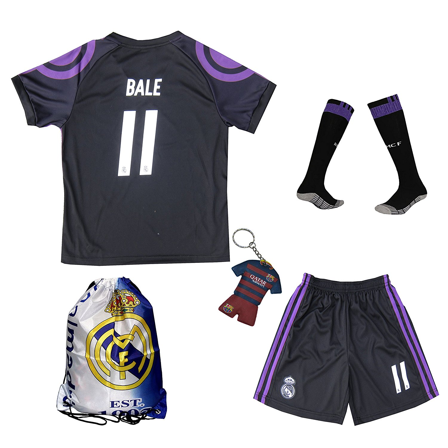eebe3a03 Cheap Madrid Black Jersey, find Madrid Black Jersey deals on line at ...