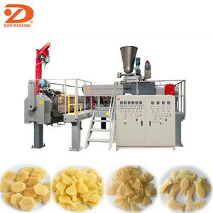 Dayi 2d 3d Pellet Snack Food Bugle Cone Extruder