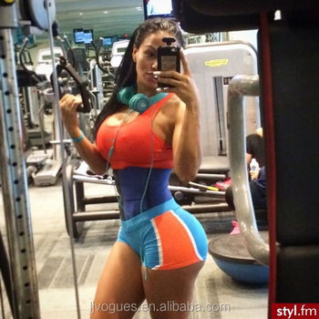 Hot Girl At The Gym