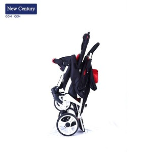 NEW CENTURY Plastic promotion product dual travel reborn baby stroller made in China