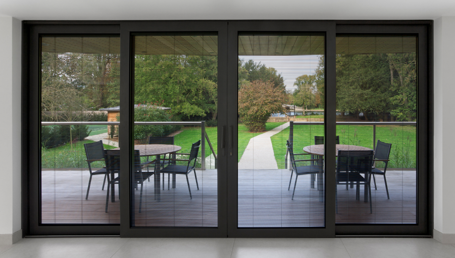 Large Balcony Standard Size Of Aluminum Sliding Glass Door