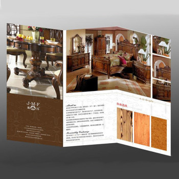 Office Furniture Catalogue Brochure Design
