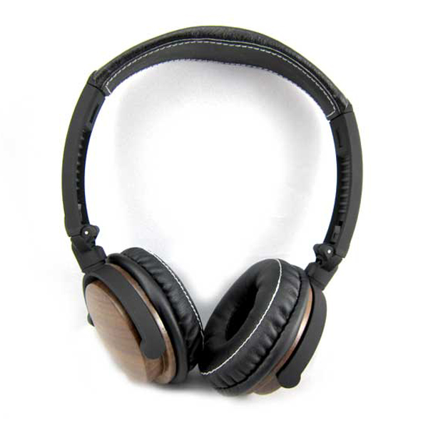 New Style wood headphone cool in-ear stereo wood earphone&earbud,wood earphone