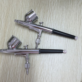 2015 Most Popular Double Nozzle Spray Gun Ningbo Air Tools New