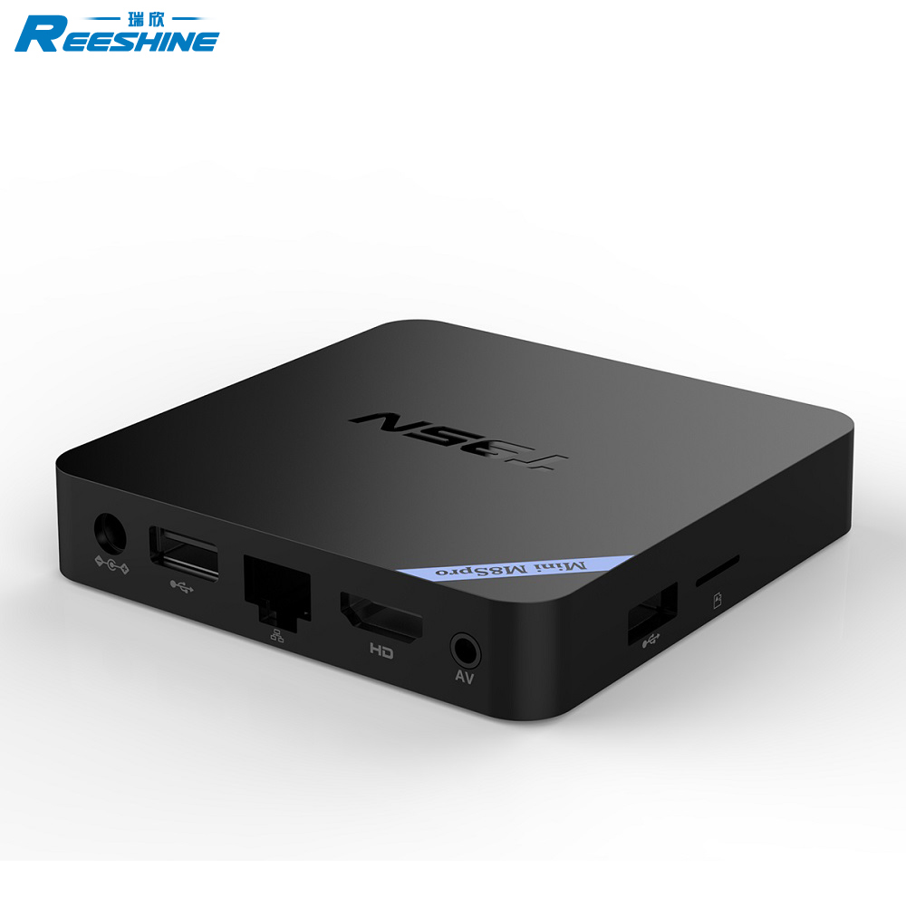 discount but high quality dvb t2 tv box t95n mini m8s pro android tv box motherboard Amlogic s905x
