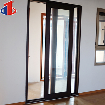 Waterproof Aluminium Glass Sliding Pvc Bathroom Doors Price - Bathroom doors waterproof