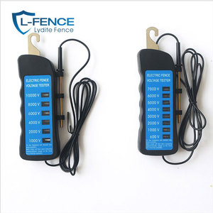 Electric Fence Voltage Usage Level Tester Reading Solar Energizer 1000V - 10000V
