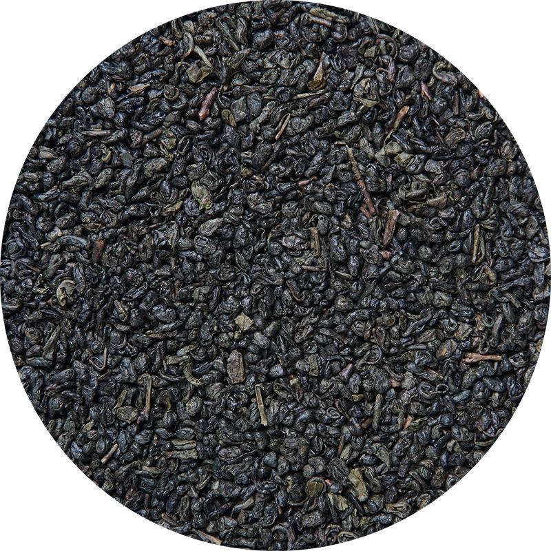Organic deep flavor genuine Chineses gunpowder 3505AA green tea - 4uTea | 4uTea.com