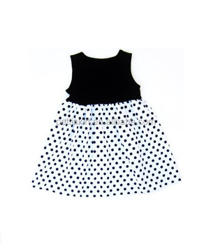 0b0c793cdc055 Cute baby girls cotton dress babies party dresses for 1 year little girls