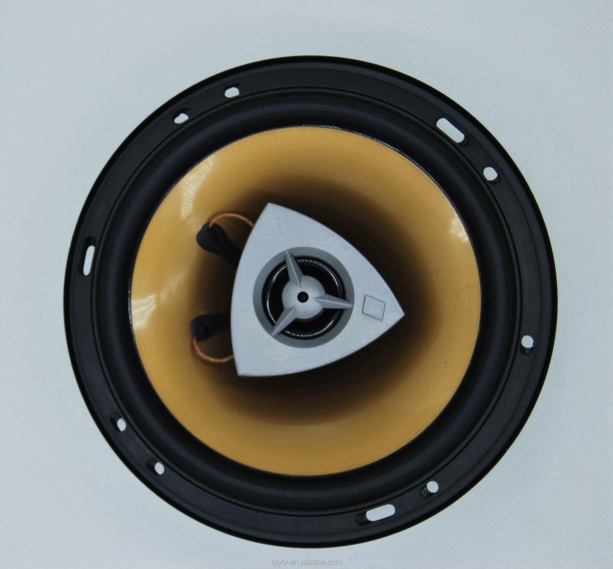 6 Inch The Best Loud Horn For Car Speakers Of Auto Stereo