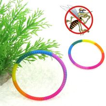 Huizhou Youngs silicone the best mosquito mozzie citronella repellent mosquito insect bug bracelet for infants babies kids