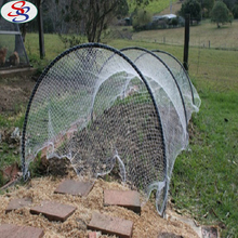 knotted hdpe multifilament bird netting for catching bird