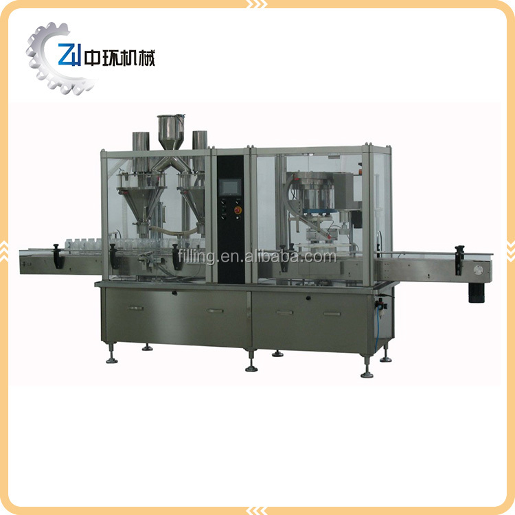 GSF30-2 Automatic Milk Powder Filling & Capping Machine