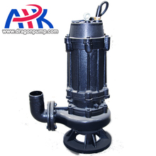 Triplex mud pump triple phase submerged sewage treatment beautypackaging