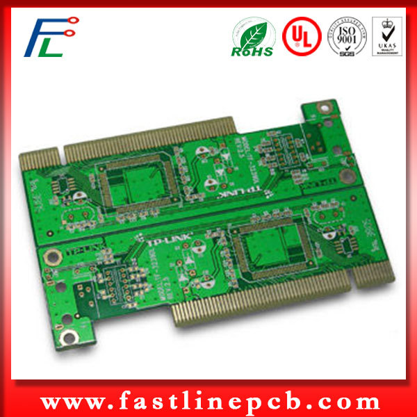 High quality gold finger circuit board pcb <strong>manufacturing</strong>