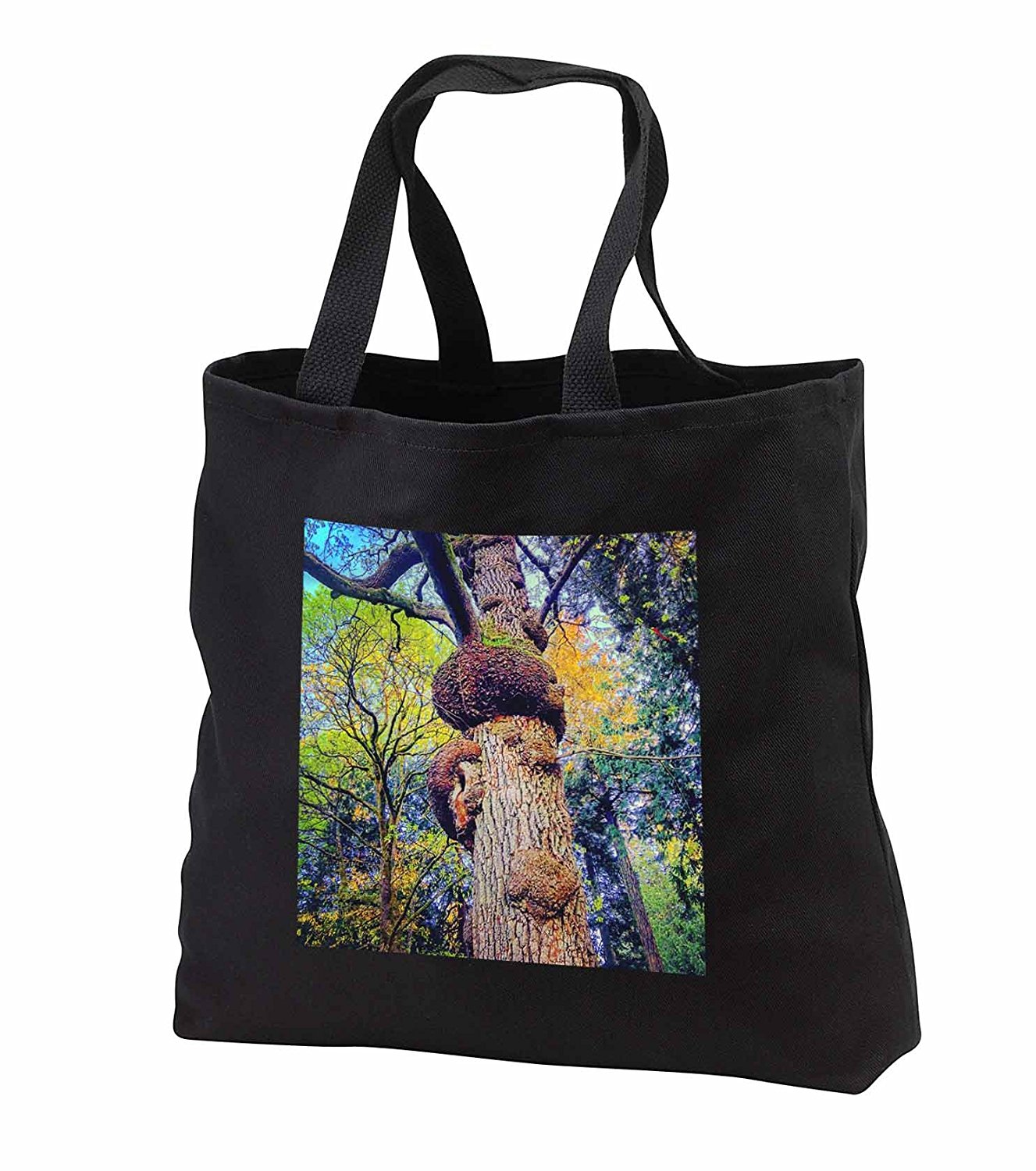 tb_245696 DYLAN SEIBOLD - PHOTOGRAPHY - BULBOUS TREE TRUNK - Tote Bags