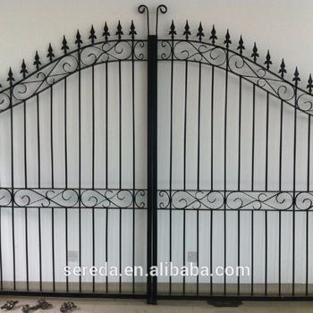 Ampiamente usato per la casa e il giardino decorazioni in for Decorazioni in ferro battuto