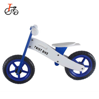 Best selling toys kids balancing bike / boys balance bicycle with two wheels / push bike for children