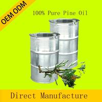 OEM/ODM Pure private label Pine Essential Oil therapeutic grade for aroma massage oil whole sale price 180KG CAS 8002-09-3