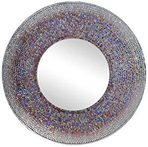 Ren-Wil MT1452 Seychelle Mirror by Jonathan Wilner, 40 by 40-Inch