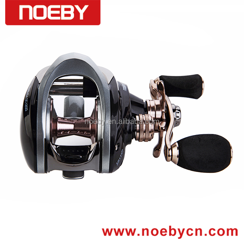 NOEBY DC1200 Low Profile Baitcasting Slow Jigging Reel