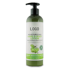 Beste Voedende Hydraterende Druivenpitten & Olijfolie Hand en Body <span class=keywords><strong>Lotion</strong></span> Groothandel